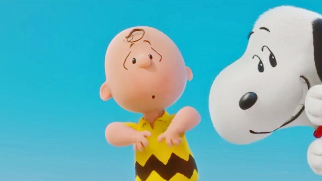 Estrenan el tráiler de Peanuts, la película de Snoopy y Charlie ...