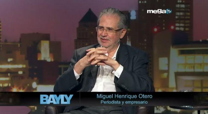 Jaime Bayly 03 29 19 Entrevista Al Empresario Y Periodista Venezolano Miguel Henrique Otero Mega Tv Pero hay una lección fructífera para sus entrañas. mega tv