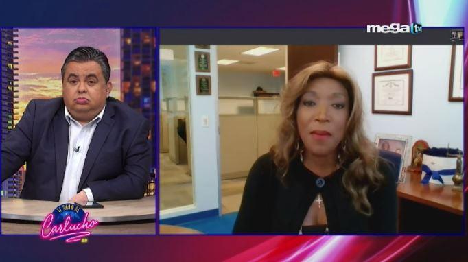 El Show De Carlucho 05 12 20 Con La Abogada De Inmigracion Mayra Joli Mega Tv