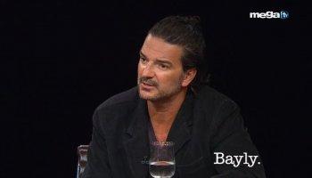 Bayly Mega Tv Hace poco partió tongo a miami a encontrarse con 'el niño terrible', jaime bayly; bayly mega tv